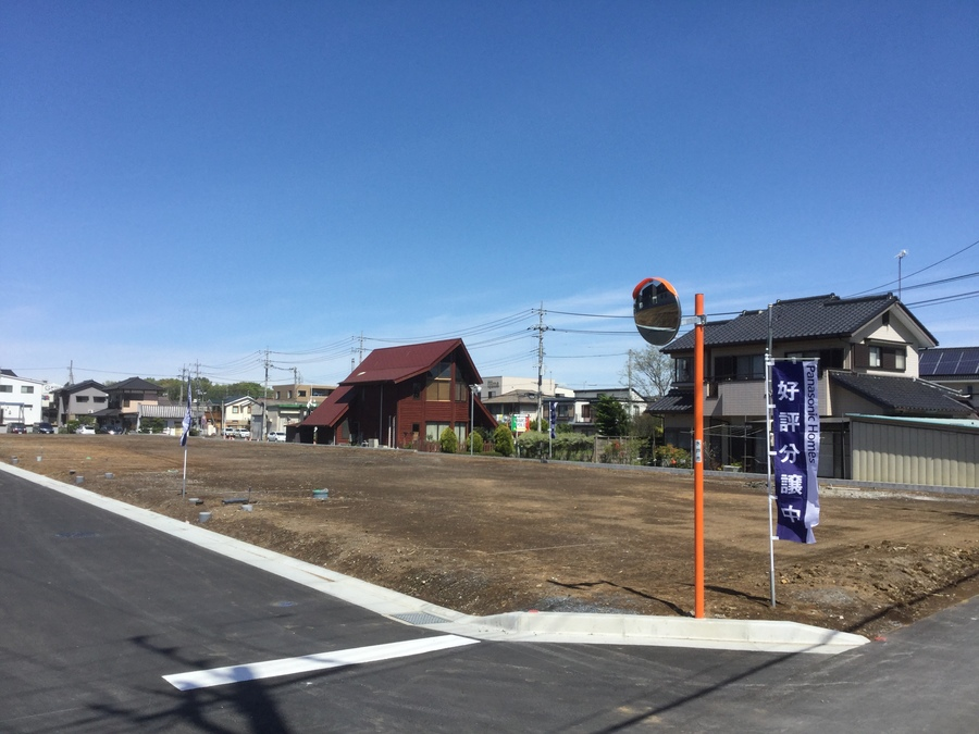 【パナソニック ホームズ】グリーンフィールド見川町(宅地分譲)