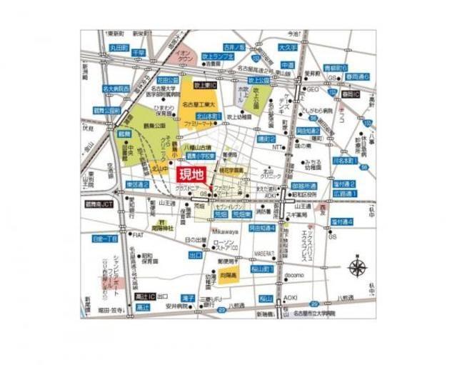 【ミサワホーム】ヒルズガーデン鶴舞四丁目