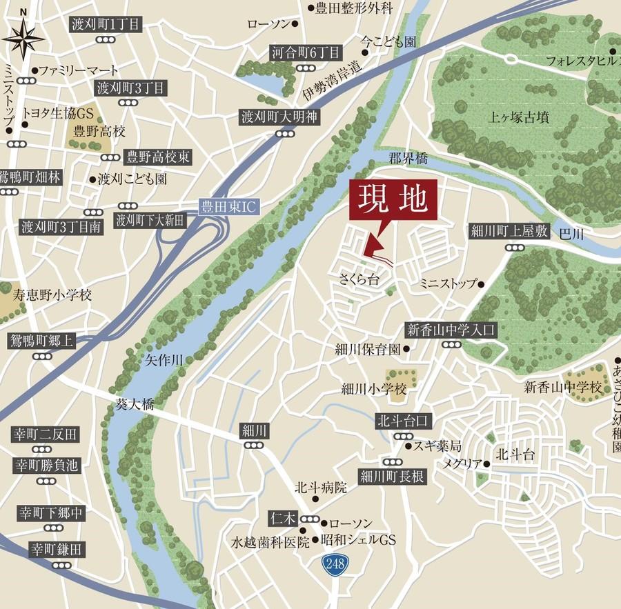 T-famile岡崎細川町