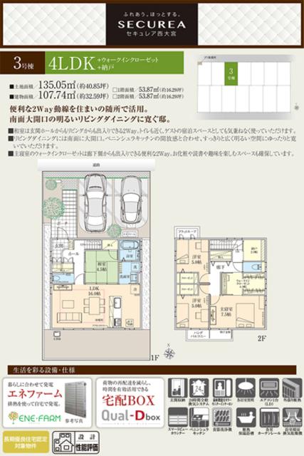 セキュレア西大宮 (分譲住宅)