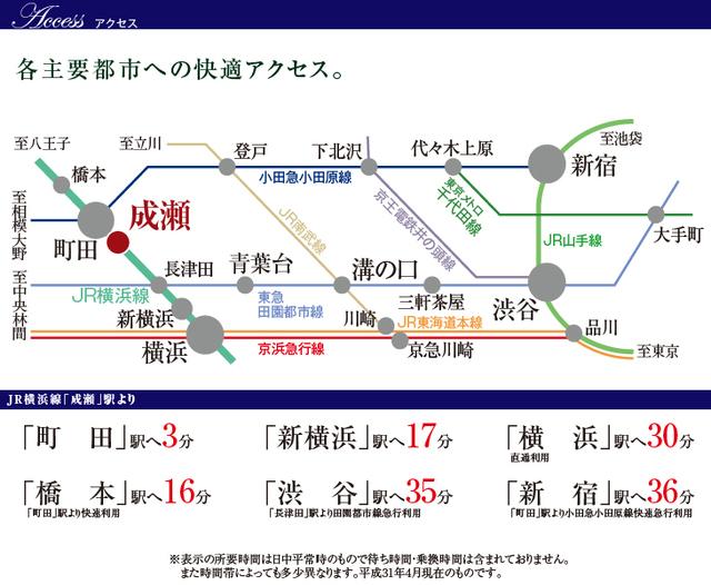 セキュレア町田成瀬 (建築条件付宅地分譲)
