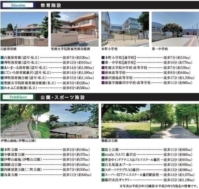セキュレアシティ藤沢 翼の丘 第2期~第6期(建築条件付宅地分譲)