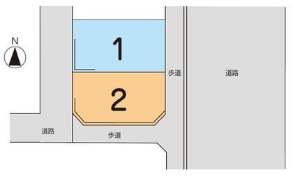 日進香久山2丁目(分譲宅地)