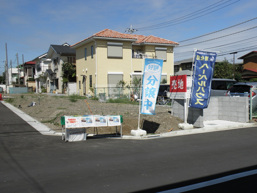 厚木市寿町 開発分譲地(7区画)