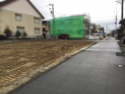 ヘーベルハウス分譲地/江南高屋Ⅱ