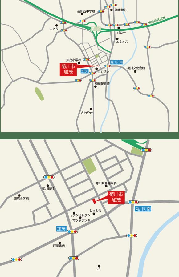 菊川市「加茂」
