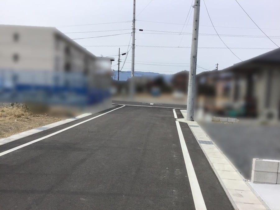 ヘーベルハウス分譲地/愛西市柚木町東田面