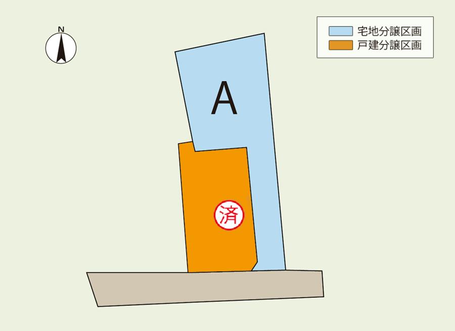 駿東郡「清水町柿田」分譲地